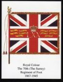 Infantry Regimental Colours The East Surrey Regiment 2004