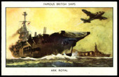 Famous British Ships, 2nd Series 1952