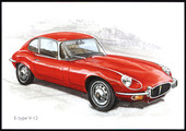Classic Jaguar Series 1 (numbered 153-156) 2010