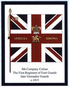 Infantry Regimental Colours The Grenadier Guards 1st Series 2009