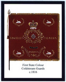 Infantry Regimental Colours The Coldstream Guards 1st Series 2009