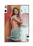 Pin Up Girls (Playing Cards) 1976