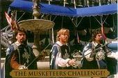 The Three Musketeers The Movie 1997