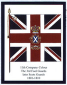 Infantry Regimental Colours The Scots Guards 2nd Series 2009