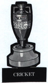 Famous Sports Trophies (Shaped) 1975