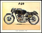 A.J.S. Motor Cycles 1995