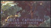 Sectional Series Wells Cathedral 1935