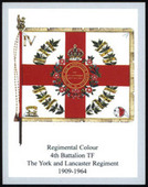 Infantry Regimental Colours The York and Lancaster Regiment 2nd Series 2011