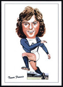 Football Stars of the Seventies 1st Series 2000