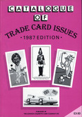Trade Card Catalogue 1987 Edition