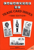 Trade Card Catalogue 1988 Edition