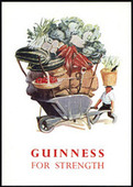 Famous Guinness For Strength Posters 1951