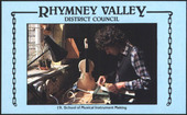 Rhymney Valley District Council 1986