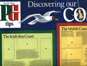 Discovering Our Coast Wallchart 1989