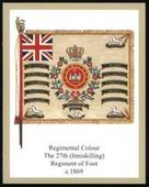 Infantry Regimental Colours The Royal Inniskilling Fusiliers 2nd Series 2011