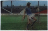Gallery of Football Action 3-D (6 different from the set of 52) c1970