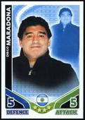 Match Attax World Cup 2010 Managers (Red back) 2010