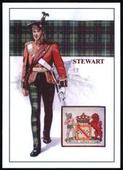 Scottish Tartans 1st Series 2012 (similar to Scottish Clan Tartans 1st Series)