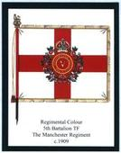 Infantry Regimental Colours The Manchester Regiment 2nd Series 2012