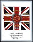 Infantry Regimental Colours The Dorset Regiment 2nd Series 2012