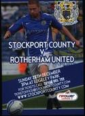 Stockport County F.C 2010-11 (2010)