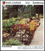 Kencards Series 5 Gardening 1969