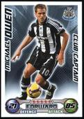 Match Attax Extra 2008/09 Club Captains (Blue back) 2009
