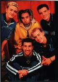 NSYNC 1999 (Nos. 34 and 100 blurred as issued)