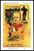 The Sporting Art of Amos Ramsbottom 1900s Set 1 Football and Rugby 2012