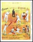 The Sporting Art of Amos Ramsbottom 1900s Set 4 Lancashire League Cricket 2012