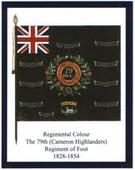 Infantry Regimental Colours The Queens Own Cameron Highlanders 2nd Series 2012
