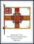 Infantry Regimental Colours The East Lancashire Regiment 2nd Series 2012