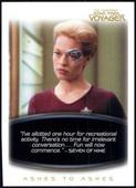 Star Trek Voyager Quotable 2012