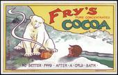 Fry?s Chocolate Advertising Postcards from the early 1900s (2012)