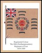 Infantry Regimental Colours The Northamptonshire Regiment 2nd Series 2013