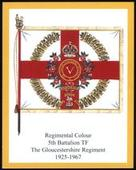 Infantry Regimental Colours The Gloucestershire Regiment 2nd Series 2013