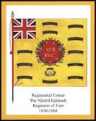 Infantry Regimental Colours The Gordon Highlanders 2nd Series 2013