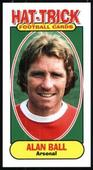 Hat-Trick Football Cards 9th Series (1970s Footballers) Coloured 2013