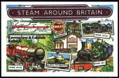 Steam Around Britain 7th Series Railways 2012