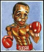 World Boxers 1st Series Nos.1-6 (1992)
