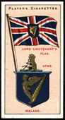 Countries Arms and Flags (thin card issue) 1912