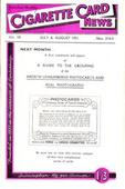 CCN July / CCN August 1951(Number 214 and 215 combined as issued)