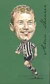 Famous Footballers by Stubbs Newcastle United 2002