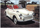 Morris Minor (numbered 045-048) 1995