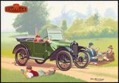 Britains Motoring History (size 149 x 104mm) 1991