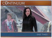 Continuum Seasons 1 and 2 2014
