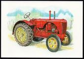 Tractors 2nd Series (Numbered 077-080) 1999