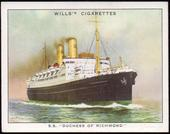 Famous British Liners 2nd Series 1935