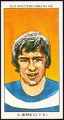Soccercards 1979 50 cards Numbers 401 to 450 from the set of 1000