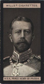 Portraits of European Royalty Numbers 1-50 (1908)